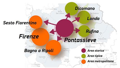 pontassieve-mappa