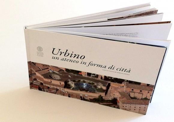 Un libro fotografico<br>che racconta l'Università di Urbino, 2006