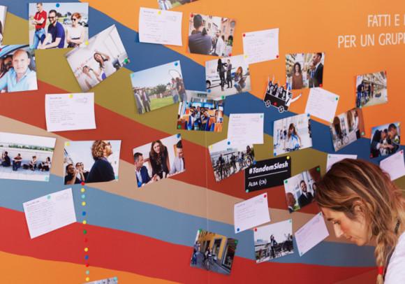 Meeting e team building<br>Gruppo bancario Iccrea Roma, 2014-2015