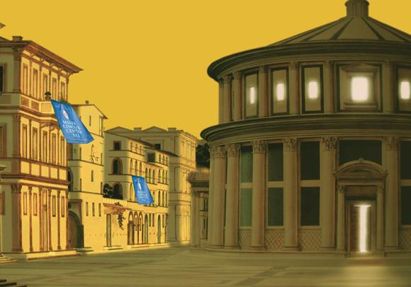 Quinto Centenario della Fondazione<br>dell'Università di Urbino, Urbino 2006