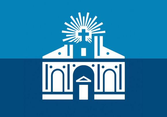 Il logo della Diocesi, Rimini 2010