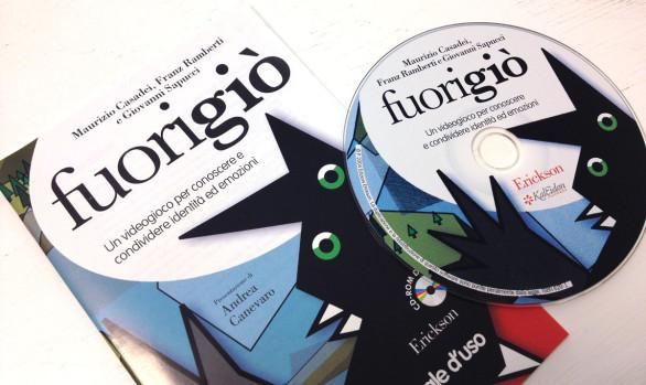 CDRom didattico per Edizioni Erickson, 2006