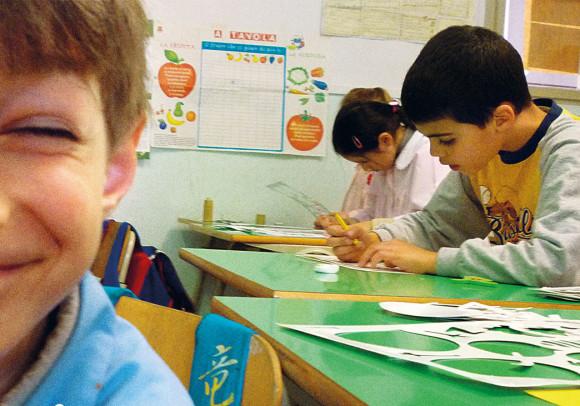 DVD interattivo su attività didattiche<br>organizzate da Coop. Il Millepiedi e Hera, 2009