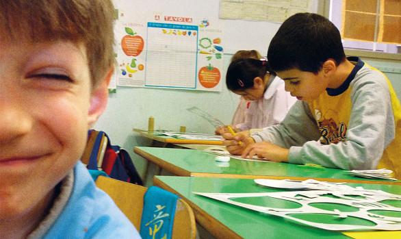 CDRom didattivo per Edizioni Erickson, 2009