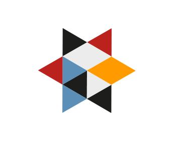 Le attività legate alla progettazione e studio dell'Identià aziendale dello Studio di Comunicazione - Agenzia Pubblicitaria di Rimini Kaleidon