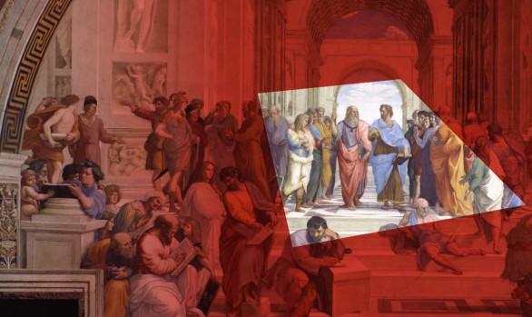Evento per Il Cortile dei Gentili al MAXXI di Roma, 2014