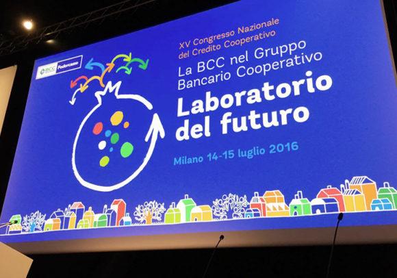 Congresso Federcasse, Milano 2016