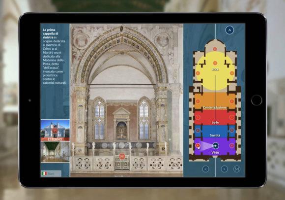 Una guida multimediale per il Tempio Malatestiano di Rimini, 2016