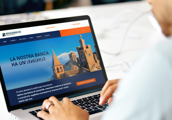 La nuova comunicazione digitale di BCC di Anghiari e Stia, 2018