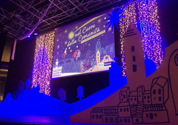 Evento di Natale per i soci BCC Pontassieve, 2018