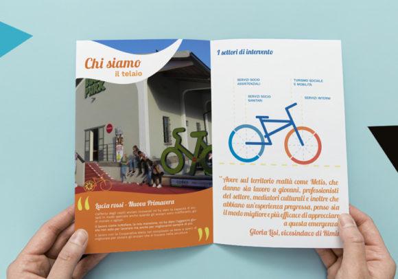 Il Bilancio Sociale della cooperativa Metis di Rimini, 2019