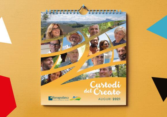 Il calendario 2021 di RomagnaBanca