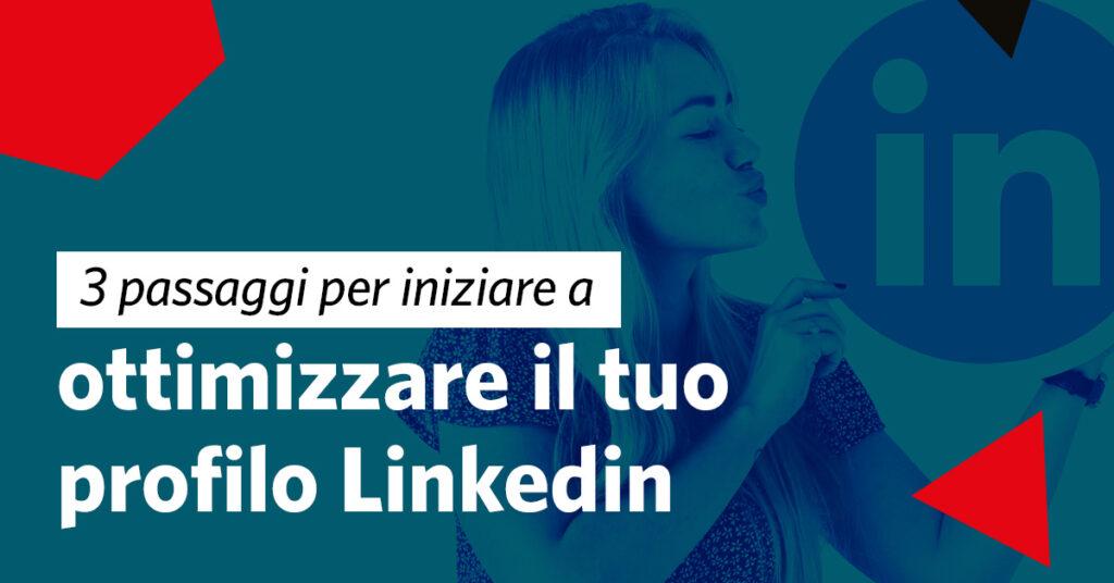 ottimizzare profilo personale linkedin